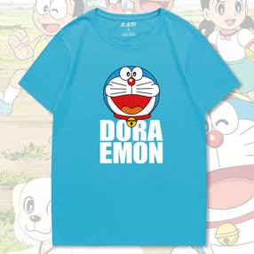 哆啦A梦短袖T恤